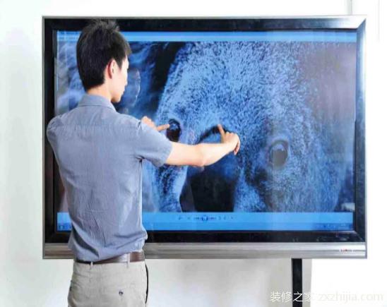 触摸屏电视