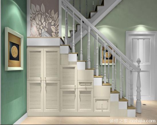 楼梯储物间装修