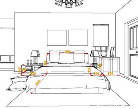 婚房装修效果图
