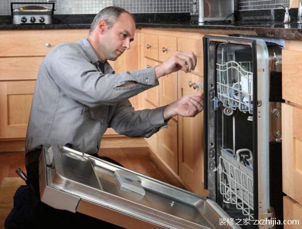 洗碗机保养