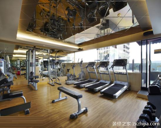 健身房装修合同