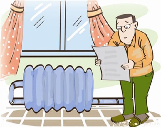 暖气打压标准