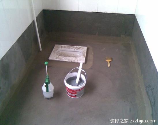 防水施工流程