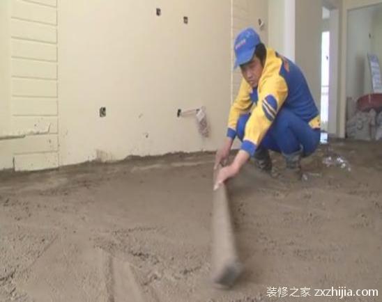 地面找平材料大全