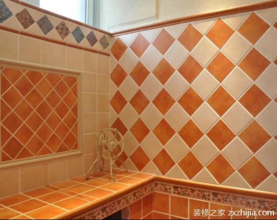 瓷砖铺贴方法