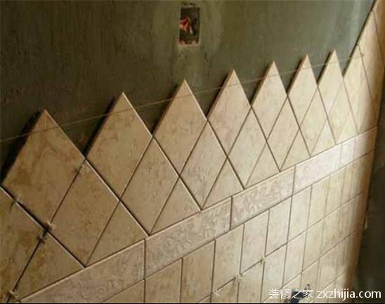 常见瓷砖铺贴方法