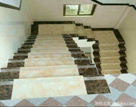 楼梯瓷砖铺贴注意事项