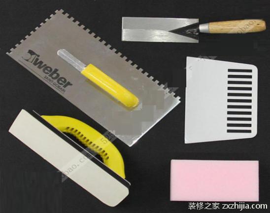 瓷砖铺贴工具