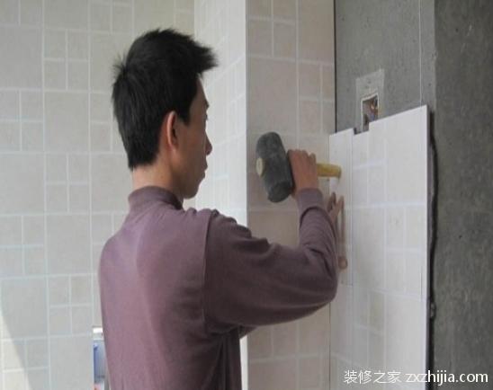 瓷砖铺贴损耗降低