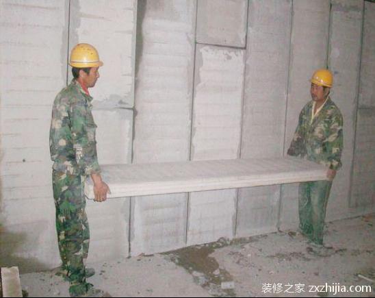 轻质隔墙施工规范大全
