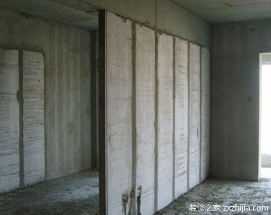 轻质隔墙施工