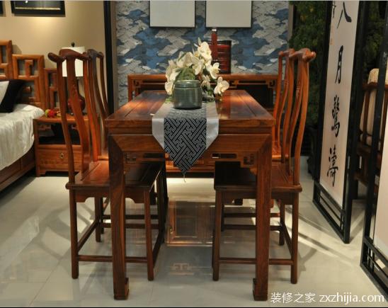 中式餐桌尺寸