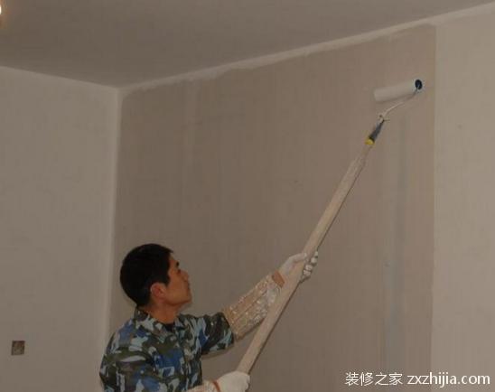 壁纸基膜施工
