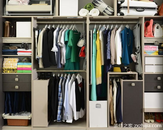 家庭衣物收纳步骤