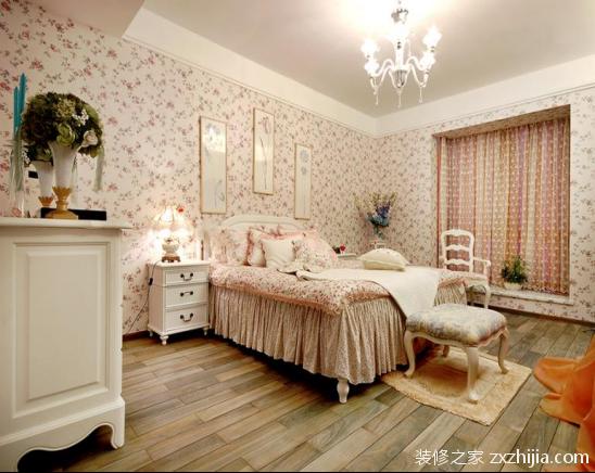 卧室壁纸风水