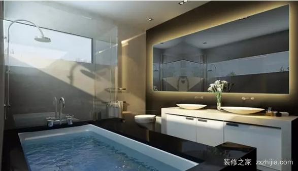 做到这些细节,卫生间也可以优雅起来