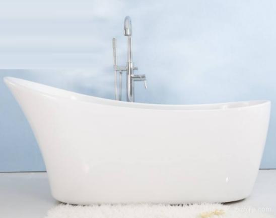 坐泡式浴缸
