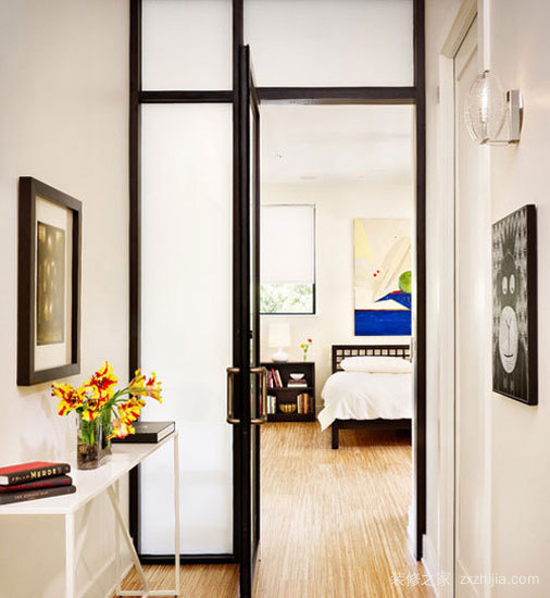玻璃中式玄关效果图 _装修之家武汉装修