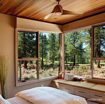 关注客厅风水 可别忽略了客厅的窗户