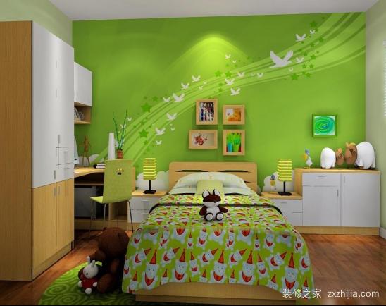 儿童房颜色风水常识