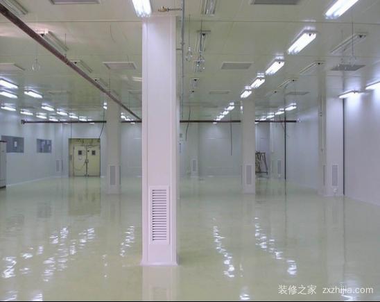 工业地板分类