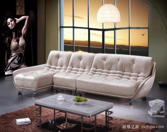 超纤皮材质沙发