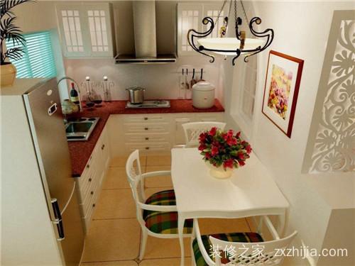 厨房小怎么装修好 厨房装修注意事项有哪些1
