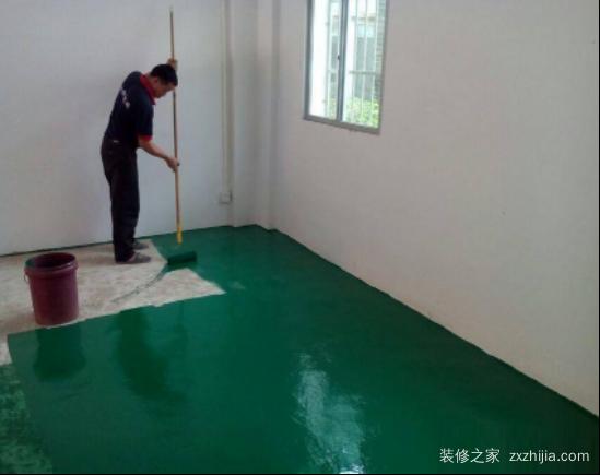 环氧地板漆施工