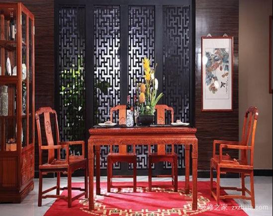 越南产红木家具