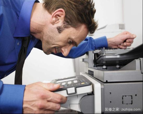 复印机使用