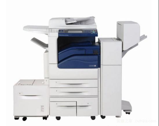 数码复印机原理