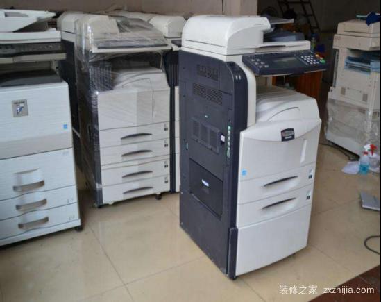 复印机哪个品牌好
