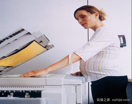 孕妇可以用复印机吗