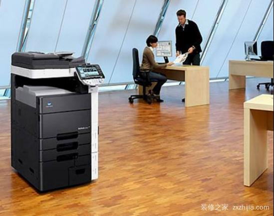 复印机保养