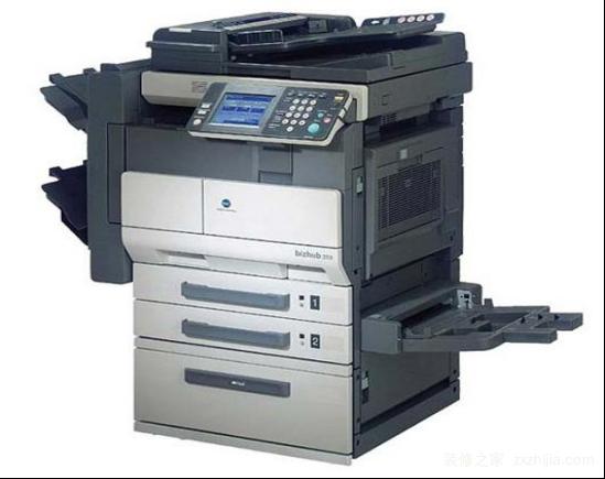 复印机结构
