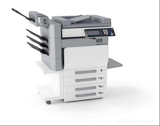 复印机基本结构
