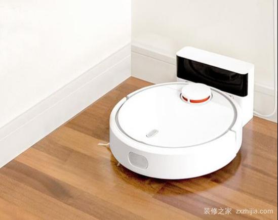 扫地机器人充电