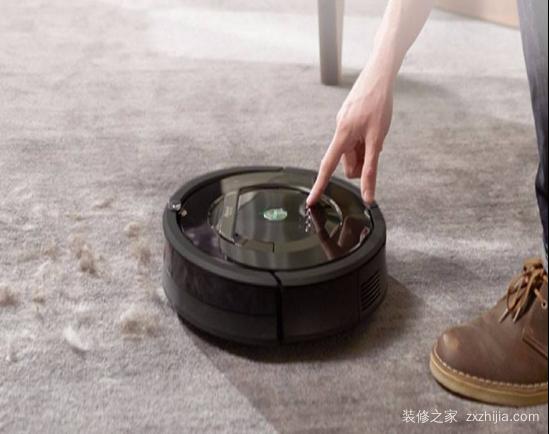 扫地机器人常见故障