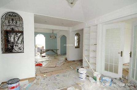 上海新房装修流程