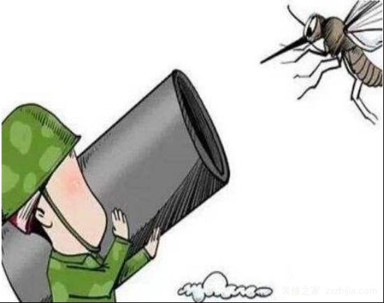 驱蚊方法大全