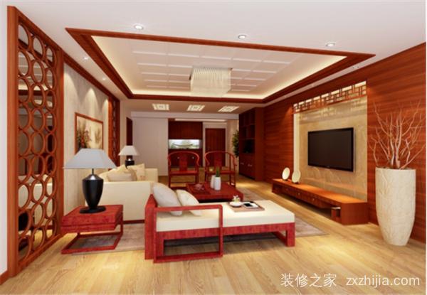 装修设计现代中式风格装修的特点