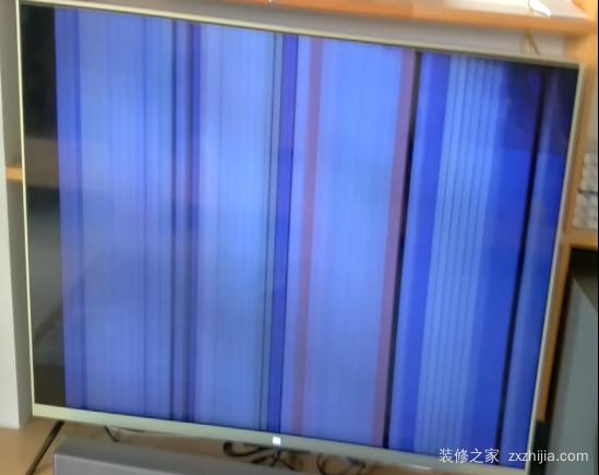 电视机闪屏