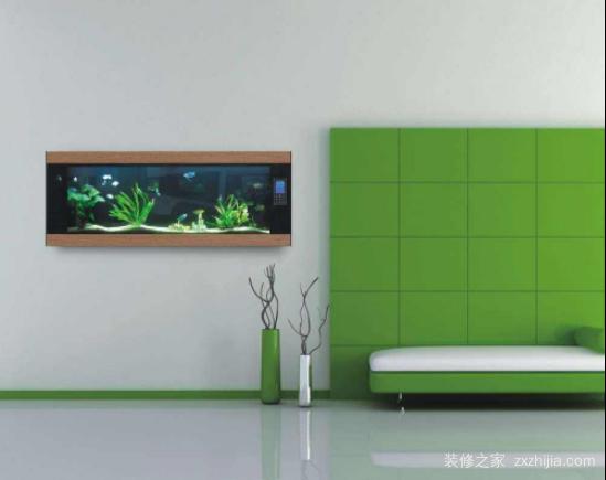 壁挂鱼缸尺寸