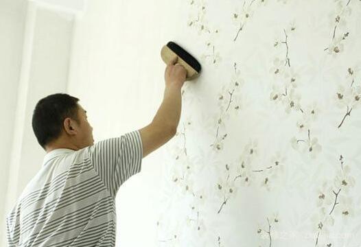 武汉壁纸施工工艺