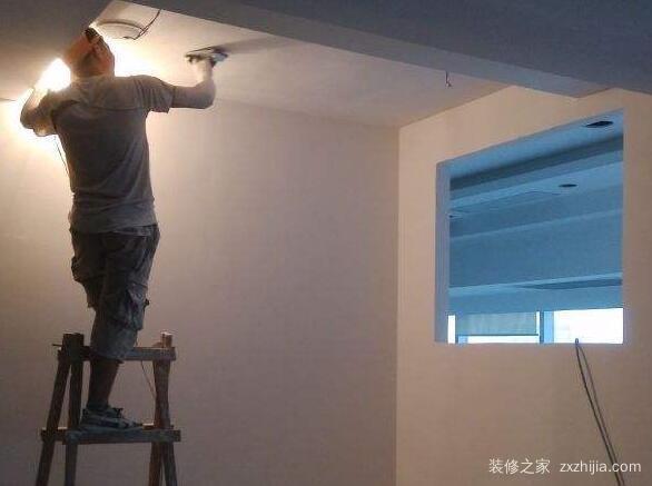 重庆墙面施工合同范本
