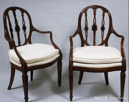 扶手椅种类