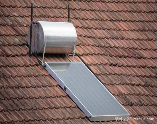 太阳能家用热水器