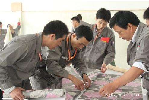 南京壁纸施工价格