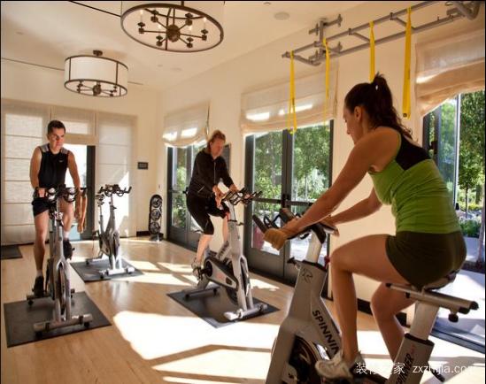 动感单车减肥