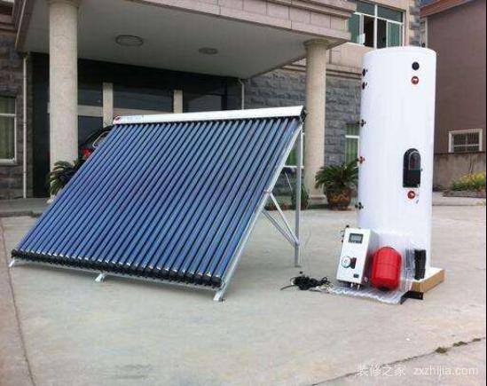 分体式太阳能优缺点
